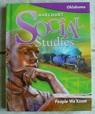 Harcourt Social Studies gr.2/2nd Text only History- People We Know 2008