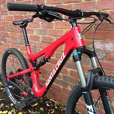 "2017 SANTA CRUZ 5010 C CARBON R1x 650B LARGE L 27.5"" *EXCELLENT CONDITION*"