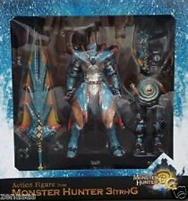 Used Capcom MONSTER HUNTER 3G Limited edition Lagiacrus Armor & Weapons