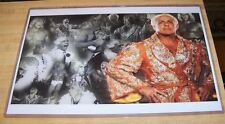 NWA WWF WWE The Nature Boy Ric Flair Career 11X17 Poster