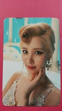 SNSD SEOHYUN Official Photo Card 5th LION HEART #1 Girl's Generation Photocard
