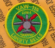 Navy Carrier Airborne Early Warning Squadron VAW 115 Liberty Belles CVW-5 patch