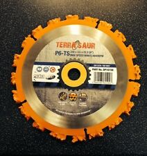 "PREMIER PDP NEW SLEEPER & TREE STUMP CUTTING TERRASAUR BLADE 9""/230MM ESSEX"