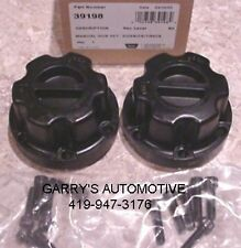 WARN 39198 4WD Manual Locking Hubs Geo Tracker Suzuki Sidekick X90 Vitara Escudo
