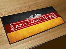 Personalizzato Bandiera Tedesca Marchio birra bar runner bar Pub TAPPETINO