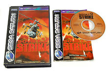 Soviet Strike (Sega Saturn), PAL (Caja de largo)