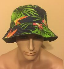 Polo Ralph Lauren Bucket hat large  xlarge Blue  Hawaiian