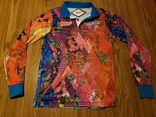 Sochi 2014 Olympic Polo Uniform Shirt Bosco Size XS Long Sleeve Unisex Free Ship