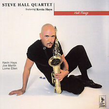 HALL,STEVE / HAYS,KEVIN-HALL THINGS (CAN)  CD NEW