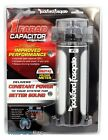 RFC1D ROCKFORD FOSGATE CAP 1 FARAD DIGITAL HYBRID POWER AMPLIFIER CAPACITOR NEW