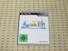 Final Fantasy X/X-2 HD Remaster für Playstation 3 PS3 PS 3 *OVP*