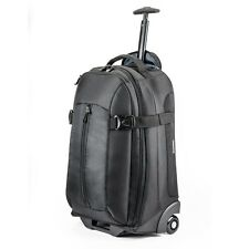 "Basecamp Black Affinity 21"" Carry-On Roller Bag"