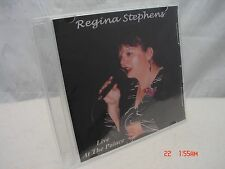 CD - Regina Stephens - Live at the Palace in Crossville TN - Pop