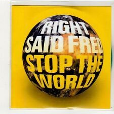 (FC577) Right Said Fred, Stop The World - 2011 DJ CD