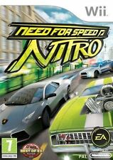 Need for Speed: Nitro Nintendo Wii PAL COMPLETE