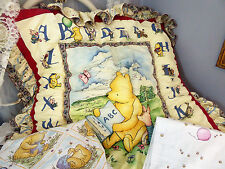 Winnie the Pooh Bedding Set, Three Piece Set, Baby Comforter, Twin Sheet Set