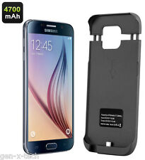Samsung Galaxy S6 External Battery Back Case / Cover - 3500mAh, Micro USB Port