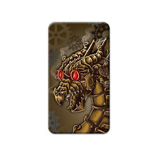 Steampunk Dragon - Mechanical Robot Gears - Metal Lapel Hat Pin Tie Tack Pinback