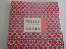 """Fabric-""""Weeds"""" Layer Cake Package -- 42 10"""" Square Fabrics-Me and My Sister Dsns"""