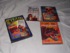 Death by Dialogue+Play Dead+Mommy's Epitaph DVD's Troma Horror Gore Box Set