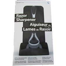 RazorPit Teneo Black Sharpener, Up to 150 Shaves with One Razor Blade Save U $$$