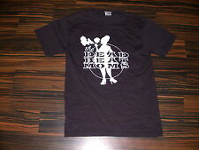 Deadbeat Moms Dead Beat T Shirt Small Toledo OH Band Funny Unkle Knucklefunk