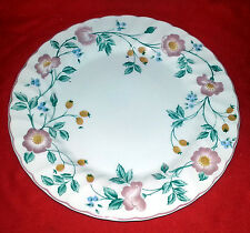"Briar Rose by CHURCHILL Staffordshire England - Dinner Plate - 9 3/4"" Dia."
