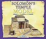 Candle Discovery Ser.: Solomon's Temple Model by Tim Dowley (2011, Hardcover)