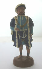 1935 Britains King Henry VIII Figurine Souvenir For Madame Tussauds Waxworks