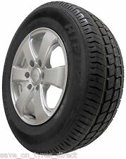 4 Silver Alloy Wheels 2356516 Tyres VW Crafter Mercedes Sprinter Van Rated 16""