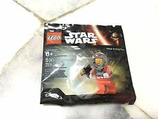 Lego Star Wars Rebel A-Wing Pilot Polybag 5004408 New MISB