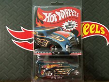Hot Wheels 2016 Drag Dairy Toys-R-Us Exclusive Mail-In #4 Real Riders-Redlines