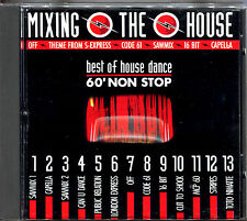 MIXING THE HOUSE - FRENCH CD COMPILATION 1988  [867]