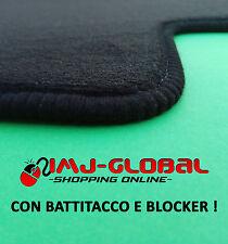 Tappetini Tappeti in Moquette Velluto per Alfa Romeo 147 2000-2010 battitacco