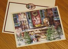 Laura Berry Artwork Falling Shadows 2003 Lang Bookmark Christmas Cards 4ct