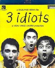 3 Idiots (Aamir Khan, Sharman, Madhavan) - Bollywood Blu-Ray