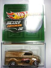 HOT WHEELS MEXICO CONVENTION DAIRY DELIVERY LIMITED EDITION 4,000 MADE IN STOCK