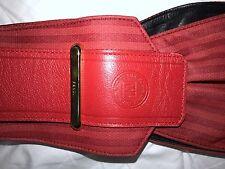 Fendi Vintage Red Belt Size 80/32