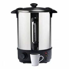 BRAND NEW STAINLESS STEEL 10 LITRE 2000w HOT WATER URN