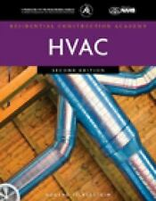 HVAC Residential Construction Academy by Eugene Silberstein (Hardcover)