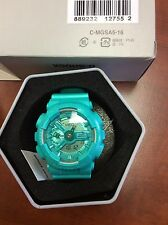 New Casio GMAS110VC-3A G-Shock S-Series Vivid Color Ana-Digital Watch
