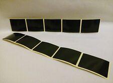 8 NUMERO TARGA Fissaggi pesanti molto forte Adesivi Auto Sticky Pad 40x30x1mm