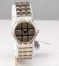 Concord Stainless Steel & 18k Gold Ladies Quartz Watch W1177
