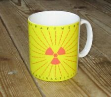 Kraftwerk Radio Activity Advertising MUG