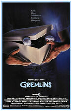Gremlins Original Advance Movie Poster - Rolled - 1985 - NM