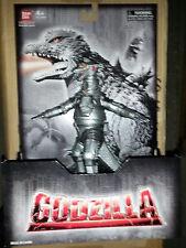 """Godzilla Bandai MECHA GODZILLA 1975 6"""" collectible figure~2010~action~statue~NIB"""