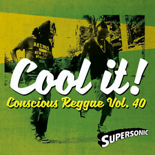 SUPERSONIC COOL IT REGGAE & LOVERS ROCK MIX CD