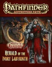 Pathfinder Adventure Path: Wrath of the Righteous Part 5 - Herald of the Ivory L