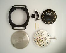 44mm Carbon case Homage High Quality watch !  Full assembled not just parts