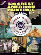 Dover Electronic Clip Art: 120 Great American Paintings by Carol Belanger...